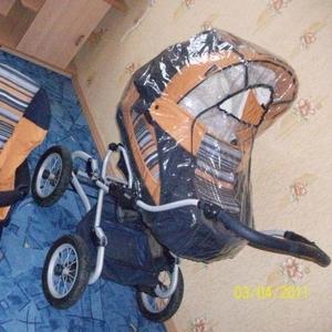 Продаётся коляска- трансформер BEBECAR