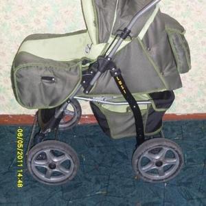 Продаётся польская коляска трансформер Дарекс люси.