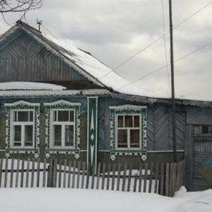 Продам дом бревенчатый,